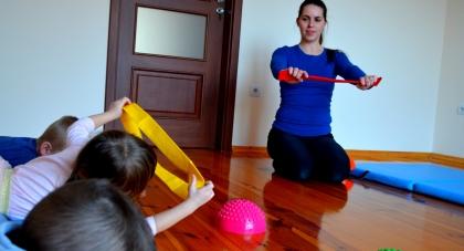 DRP-Osteo-Med - Cykl zajęć z gimnastyki korekcyjnej